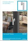 Code Handle® Window-